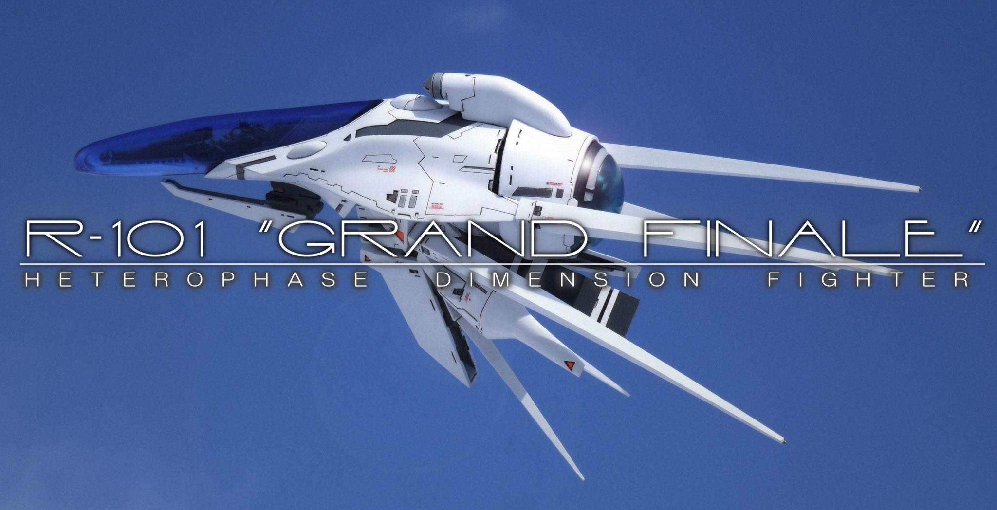 R-101 Grand-Finale