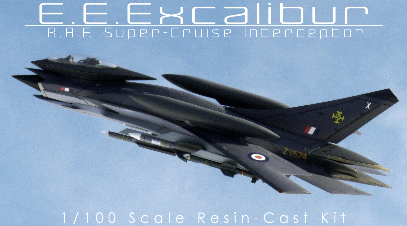 English-Electric Excalibur