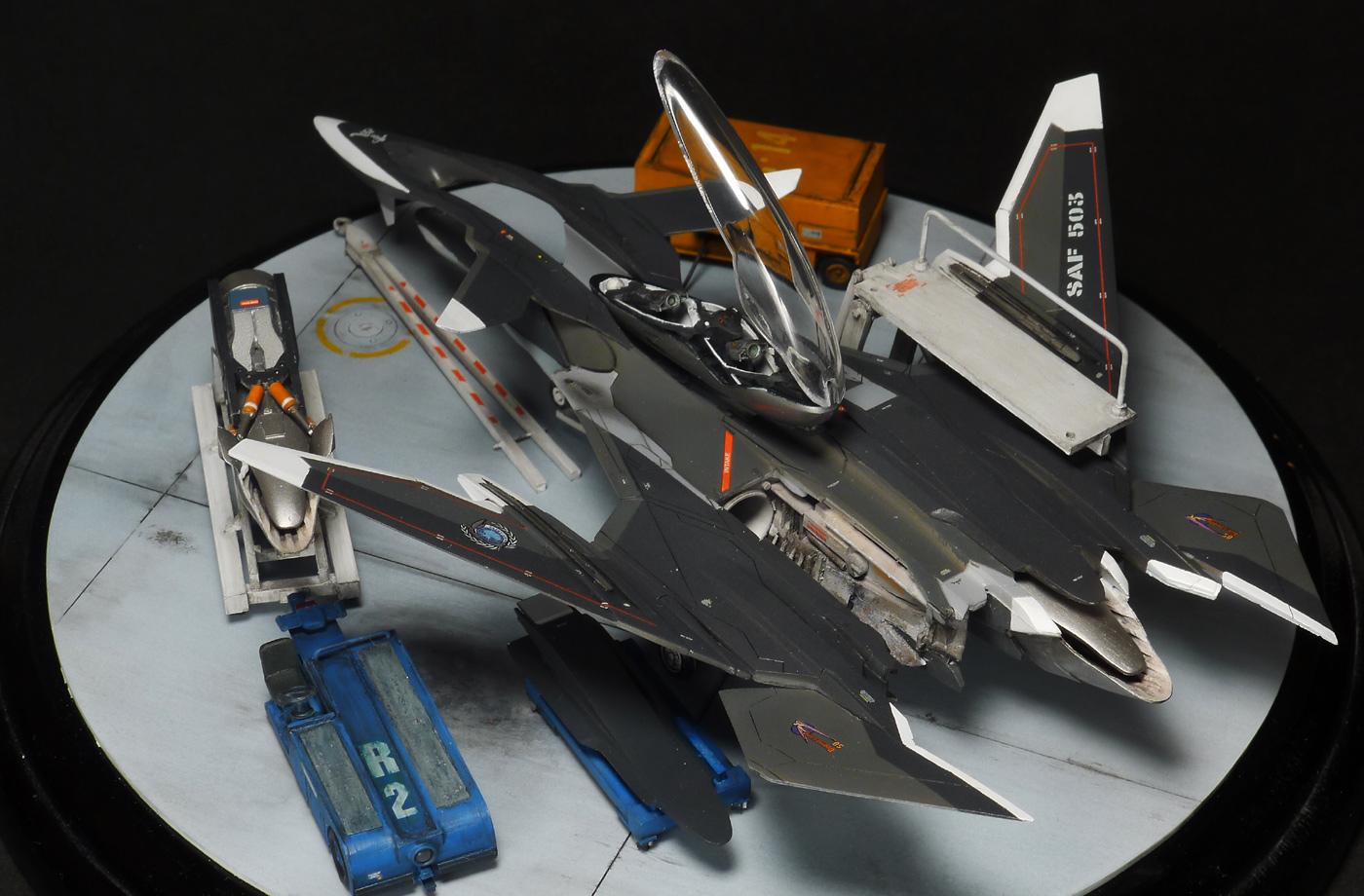 FFR-41MR + FNX-5011-D(VC)