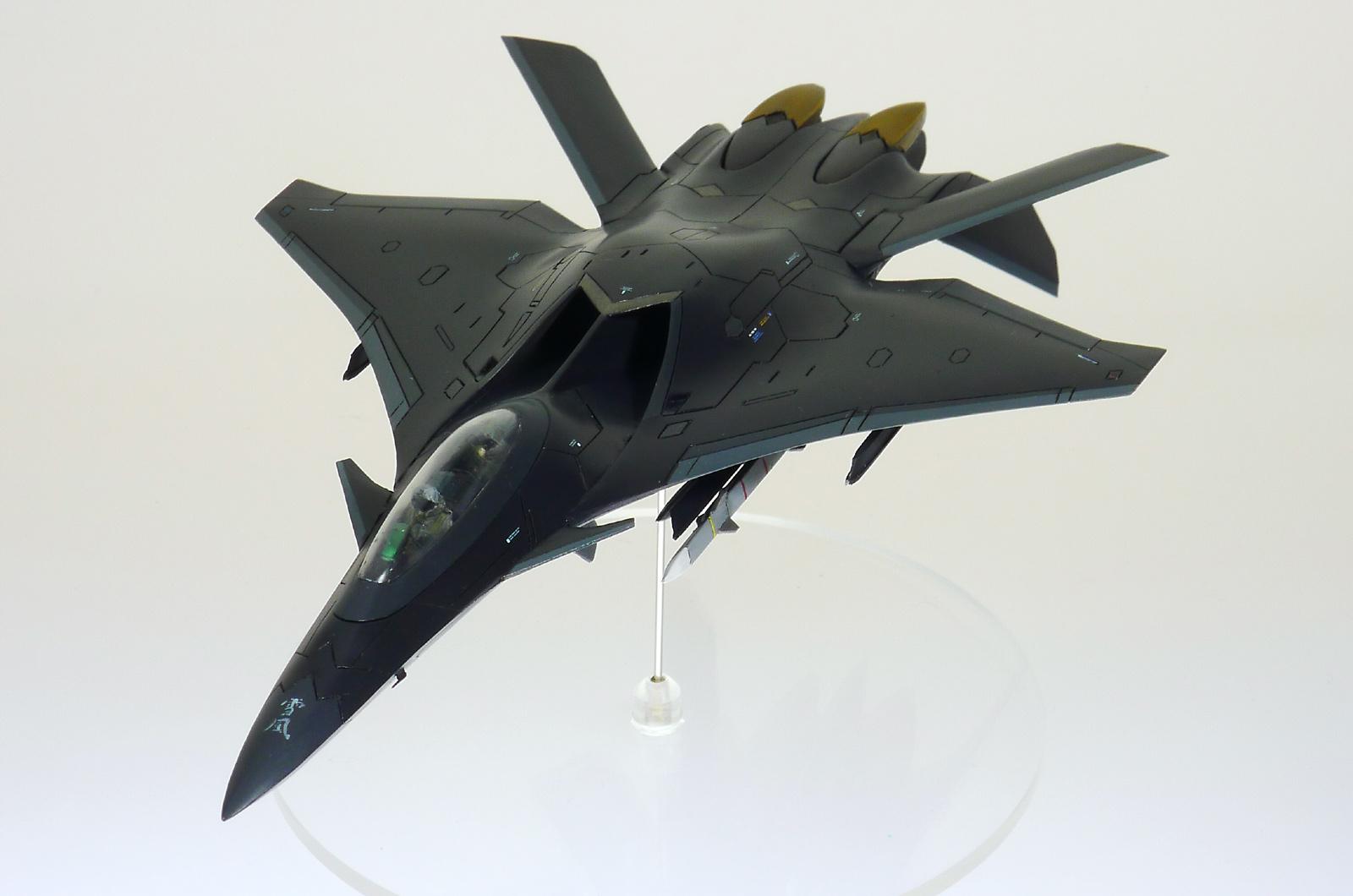 FRX-00/FFR-41MR メイヴ・雪風: Sparrow S.A.Weblog